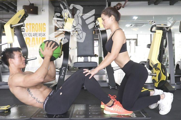best fitness couple workout gym body motivation