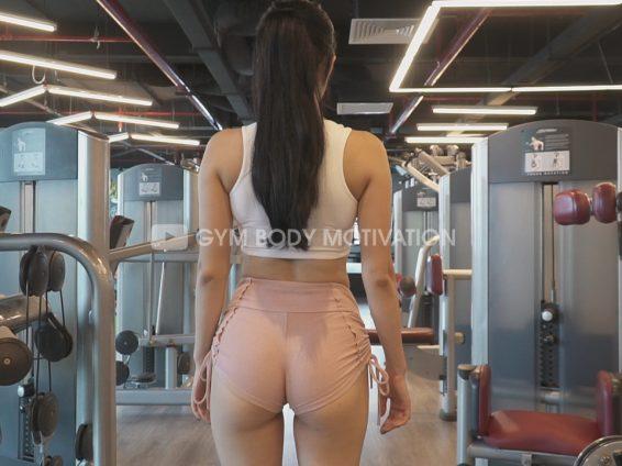 glute workout gym body motivation